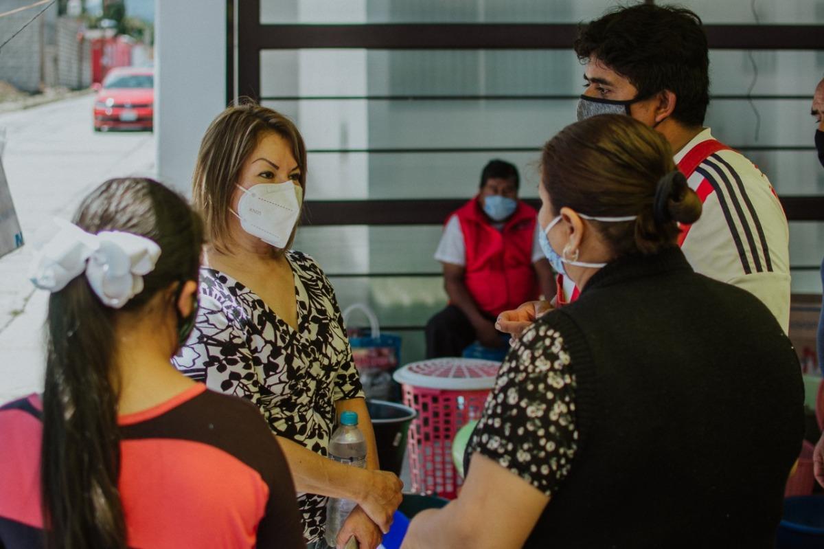Pide Minerva Hernández no bajar la guardia en protecciónsanitaria