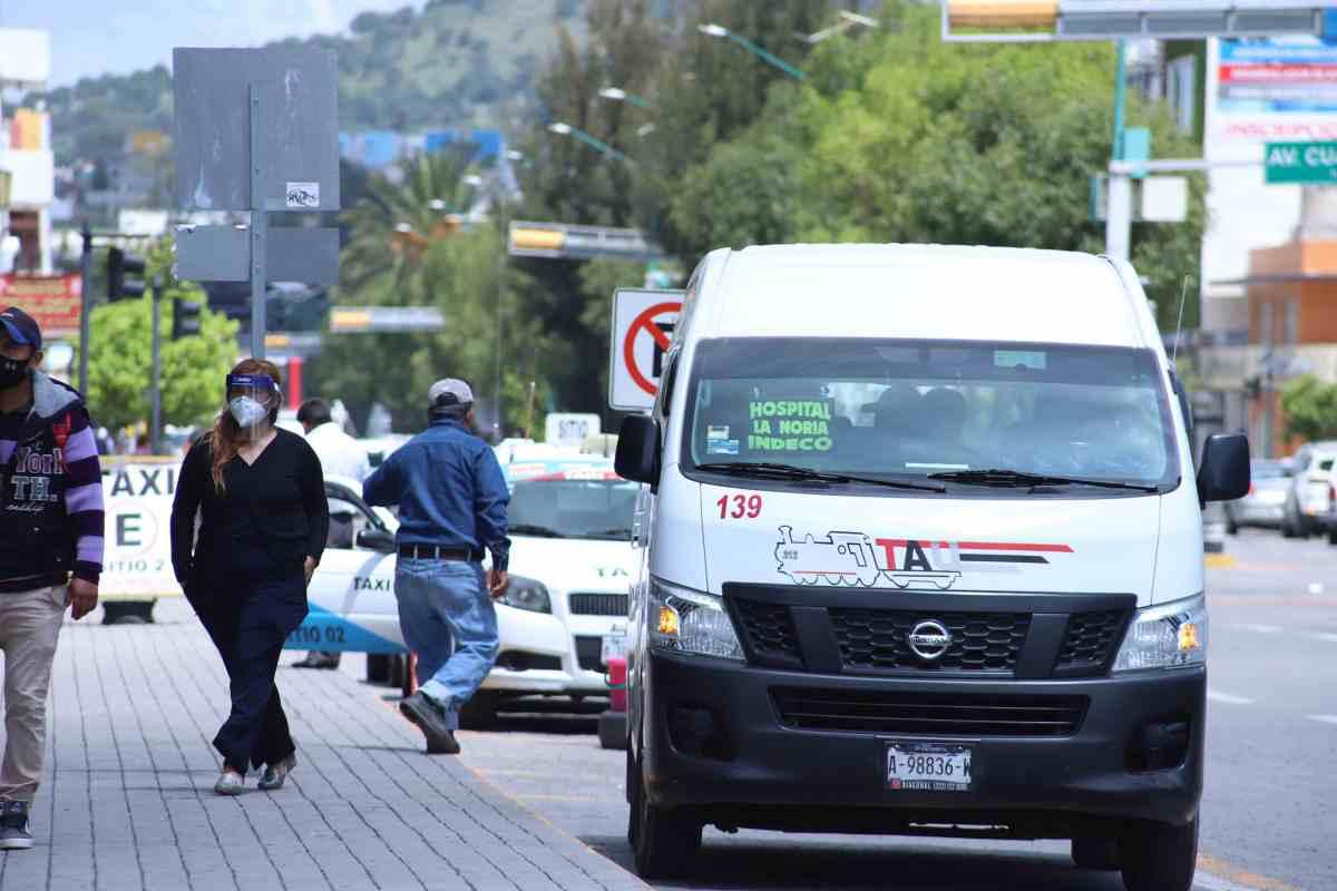 Pide Minerva endurecer medidas sanitarias en transportepúblico