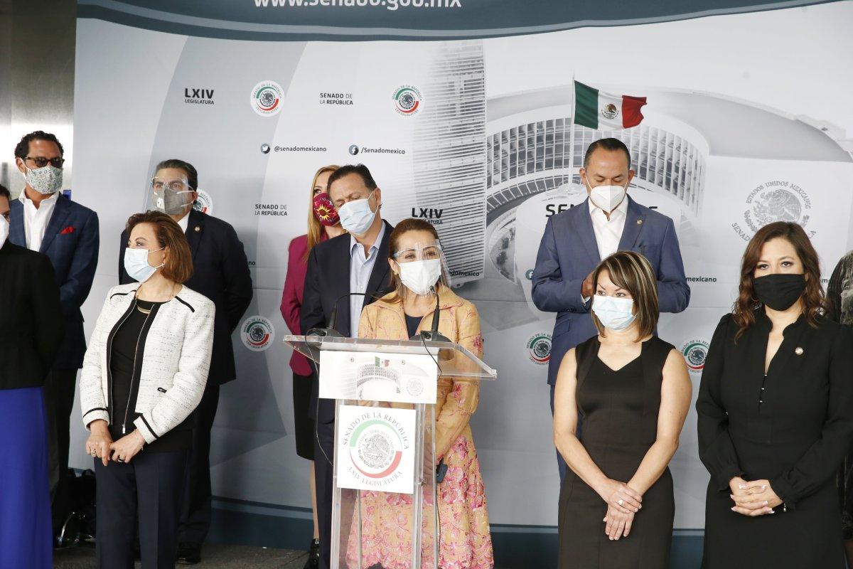 Correcto manejo de economía será pieza central para sacar adelante a México: MinervaHernández